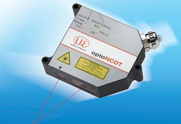 optoncdt2300激光三角反射式位移传感器