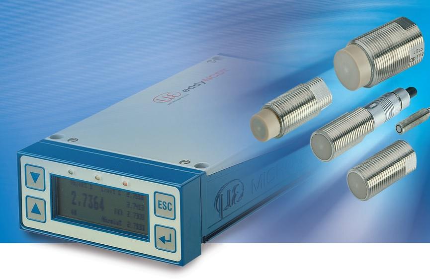 德国米铱电涡流位移传感器